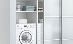 87 Outstanding Basement Laundry Rooms Decoration Models 16