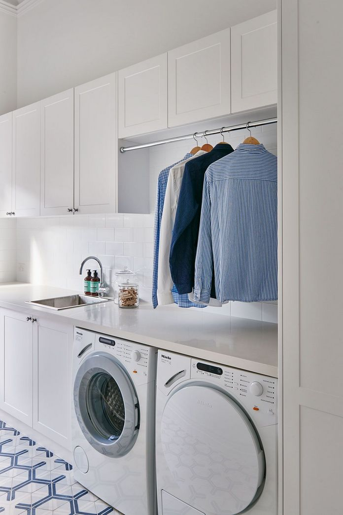 87 Outstanding Basement Laundry Rooms Decoration Models 37