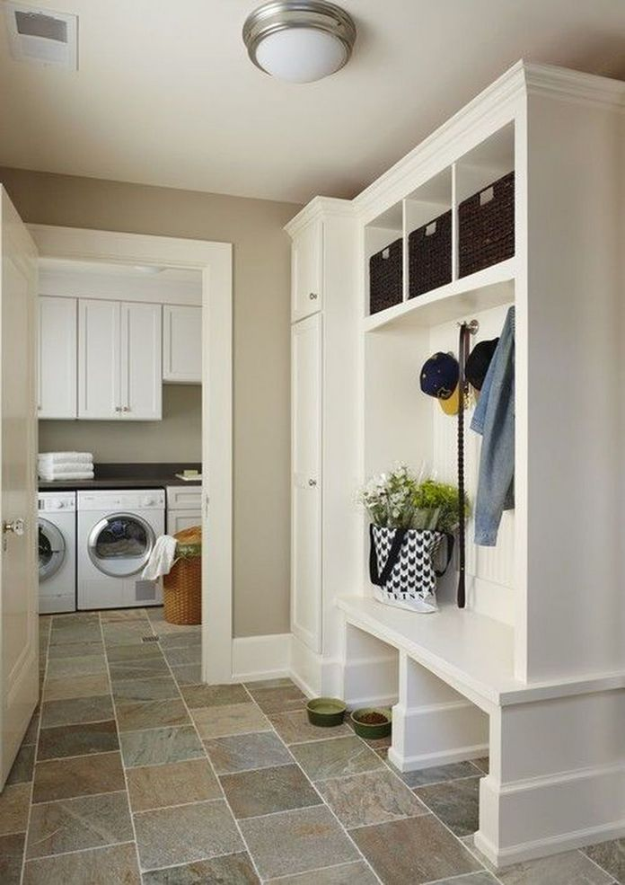87 Outstanding Basement Laundry Rooms Decoration Models 52