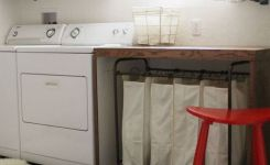 87 Outstanding Basement Laundry Rooms Decoration Models 78