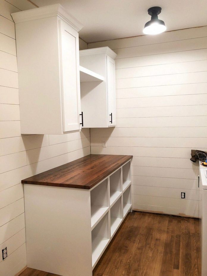 87 Outstanding Basement Laundry Rooms Decoration Models 8