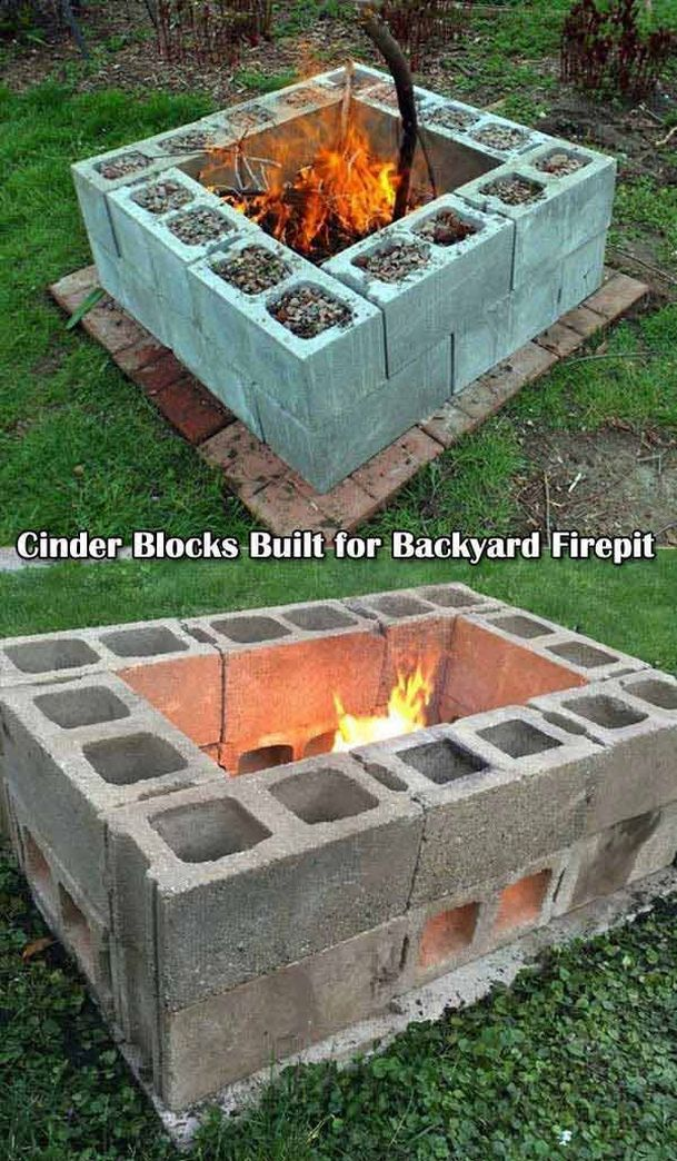 90 Fun Decoration Models Of Backyard Fire Pit Area 67