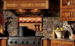 93 Kitchen Cabinet Decorative Accents Hickory Models 20