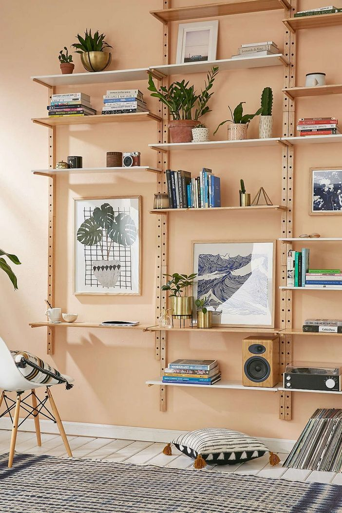 94 Wood Wall Shelves Designs That Inspire To Add To The Beauty Of Your Home Space 12