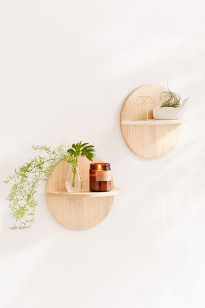 94 Wood Wall Shelves Designs That Inspire To Add To The Beauty Of Your Home Space 25