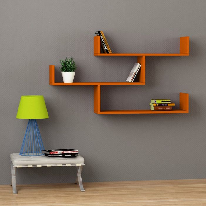 94 Wood Wall Shelves Designs That Inspire To Add To The Beauty Of Your Home Space 4