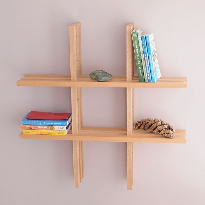 94 Wood Wall Shelves Designs That Inspire To Add To The Beauty Of Your Home Space 45