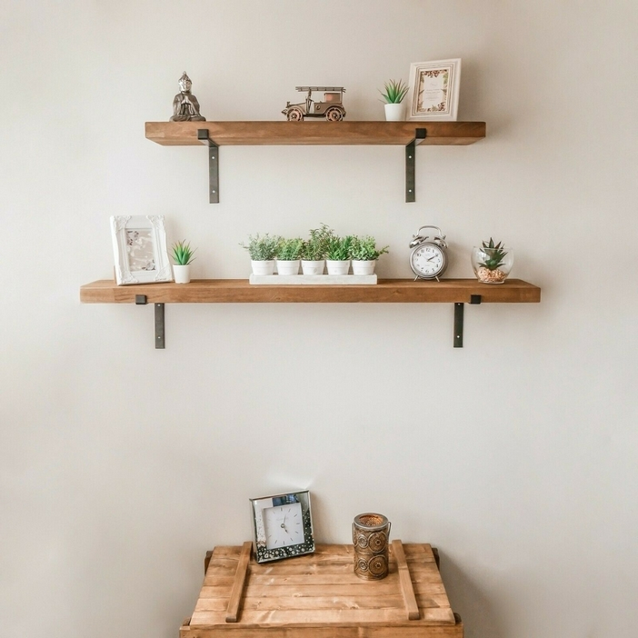 94 Wood Wall Shelves Designs That Inspire To Add To The Beauty Of Your Home Space 51