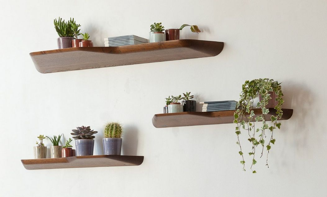 94 Wood Wall Shelves Designs That Inspire To Add To The Beauty Of Your Home Space 58