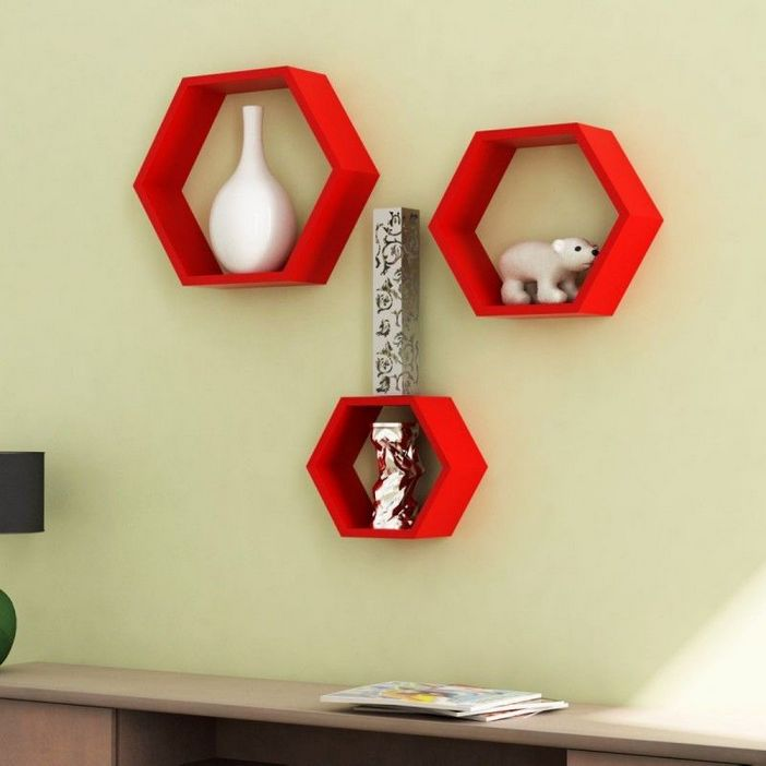 94 Wood Wall Shelves Designs That Inspire To Add To The Beauty Of Your Home Space 59