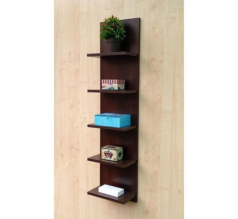 94 Wood Wall Shelves Designs That Inspire To Add To The Beauty Of Your Home Space 6