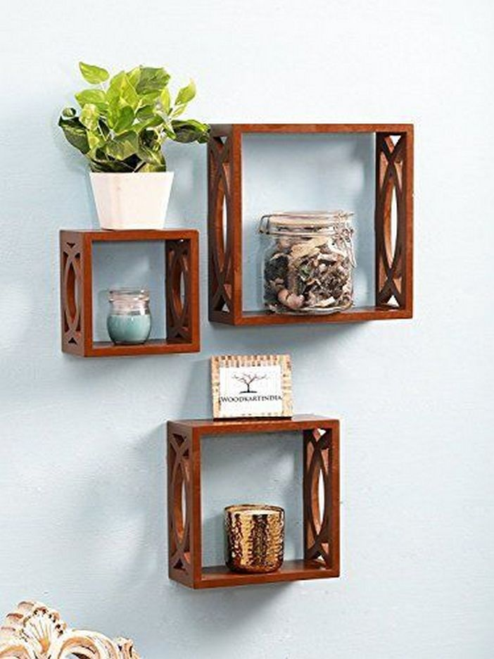 94 Wood Wall Shelves Designs That Inspire To Add To The Beauty Of Your Home Space 83