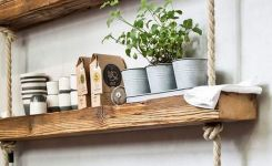 94 Wood Wall Shelves Designs That Inspire To Add To The Beauty Of Your Home Space 85