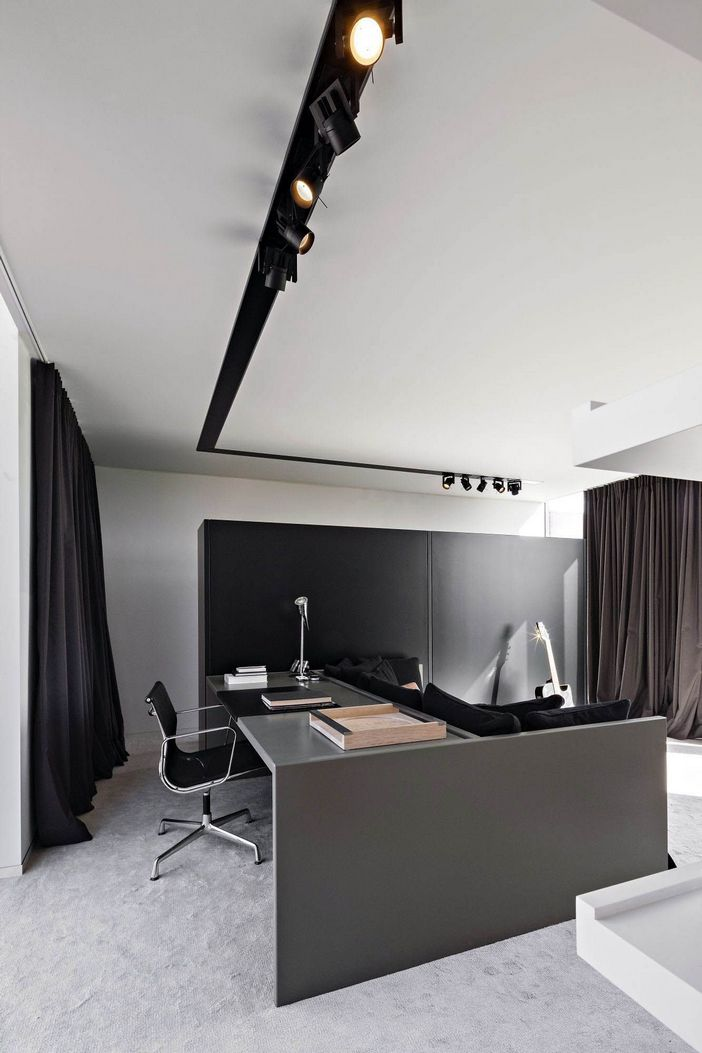 95 Modern Office Decorating Ideas With Inspiring Furniture To Add Style And Functionality To Your Workplace 1