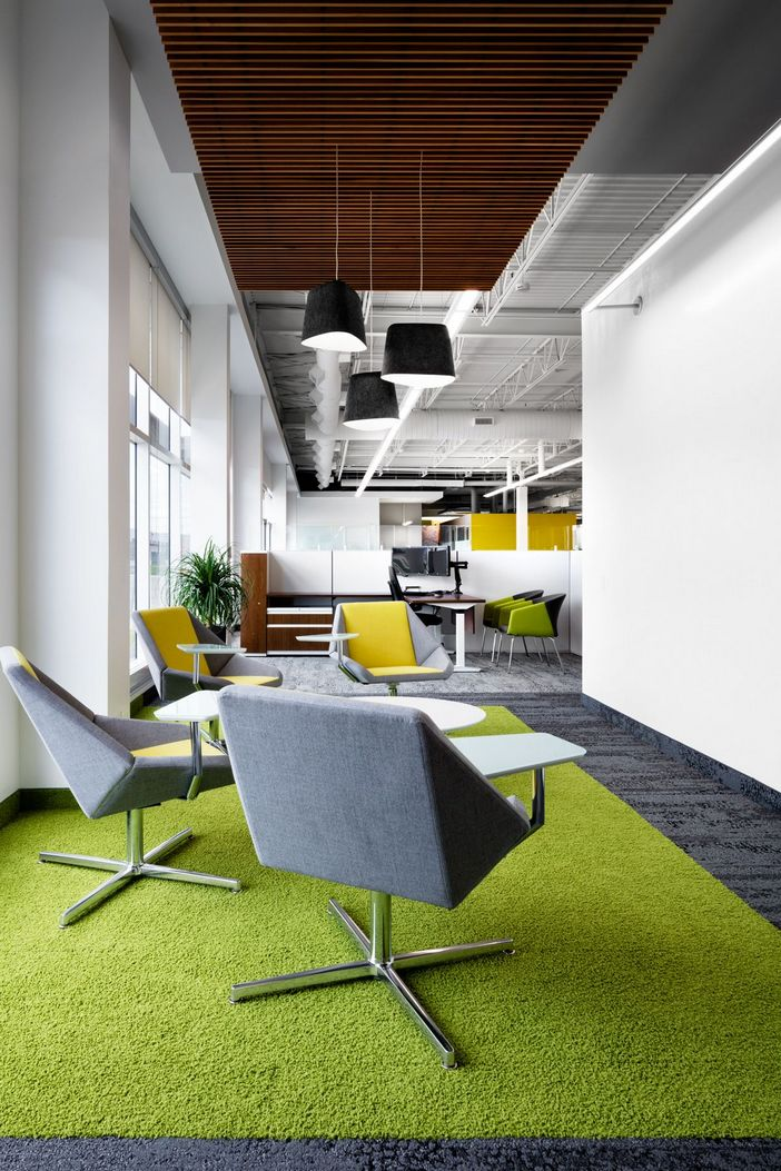 95 Modern Office Decorating Ideas With Inspiring Furniture To Add Style And Functionality To Your Workplace 26