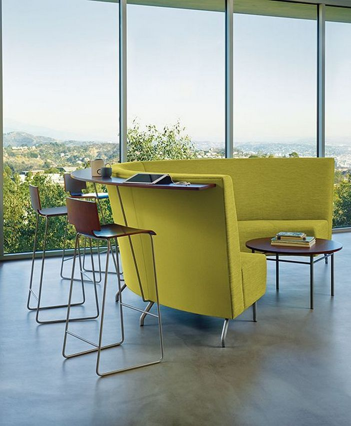 95 Modern Office Decorating Ideas With Inspiring Furniture To Add Style And Functionality To Your Workplace 32