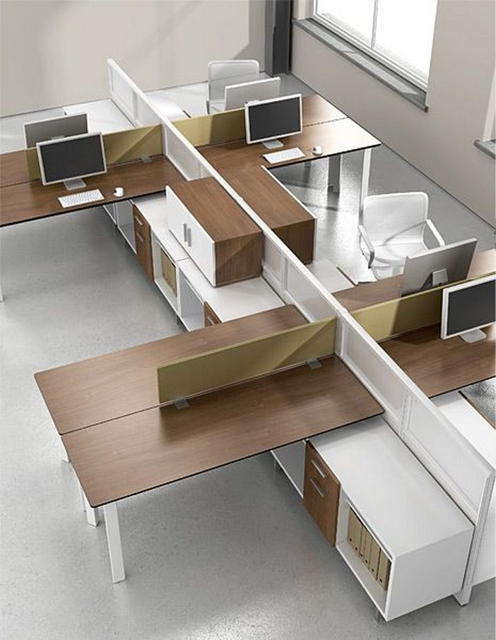 95 Modern Office Decorating Ideas With Inspiring Furniture To Add Style And Functionality To Your Workplace 68