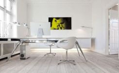 95 Modern Office Decorating Ideas With Inspiring Furniture To Add Style And Functionality To Your Workplace 9