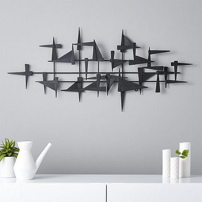 96 Modern Wall Decor Models That Make The Living Room Of Your House Come Alive 23