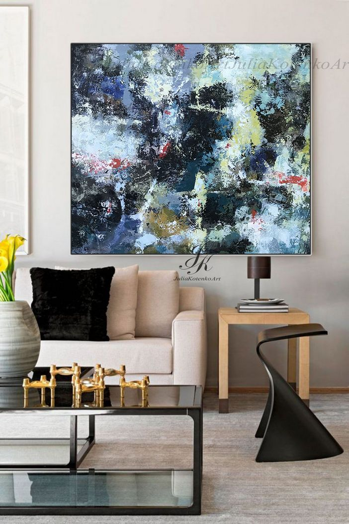 96 Modern Wall Decor Models That Make The Living Room Of Your House Come Alive 38