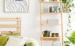96 Modern Wall Decor Models That Make The Living Room Of Your House Come Alive 43