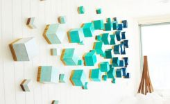 96 Modern Wall Decor Models That Make The Living Room Of Your House Come Alive 80