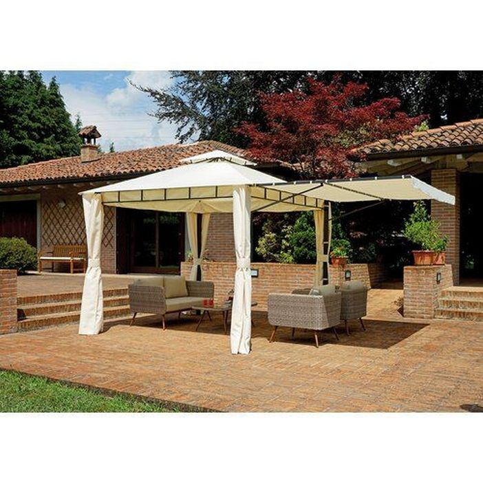 97 Great Patio Gazebo Canopy Design Ideas That Are Great For Replacing Your Gazebo Canopy 5