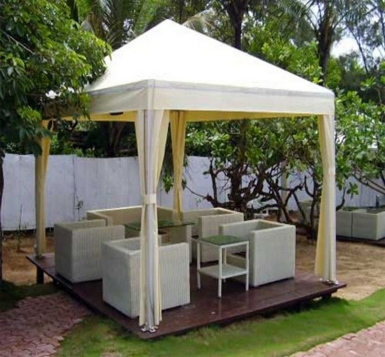 97 Great Patio Gazebo Canopy Design Ideas That Are Great For Replacing Your Gazebo Canopy 58