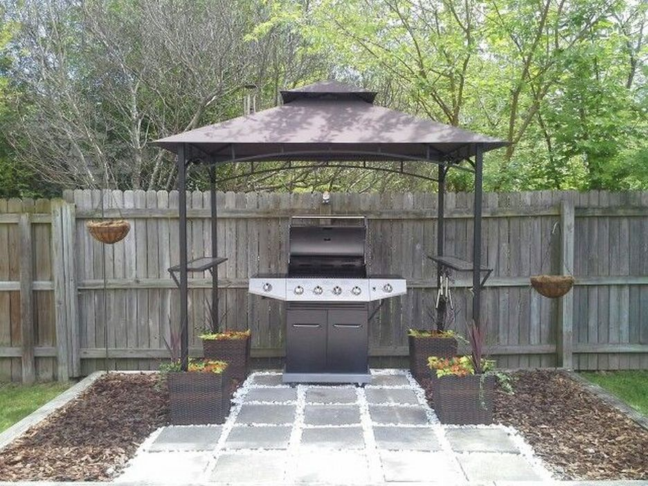 97 Great Patio Gazebo Canopy Design Ideas That Are Great For Replacing Your Gazebo Canopy 63