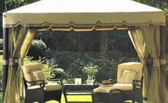 97 Great Patio Gazebo Canopy Design Ideas That Are Great For Replacing Your Gazebo Canopy 89