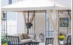 97 Great Patio Gazebo Canopy Design Ideas That Are Great For Replacing Your Gazebo Canopy 94