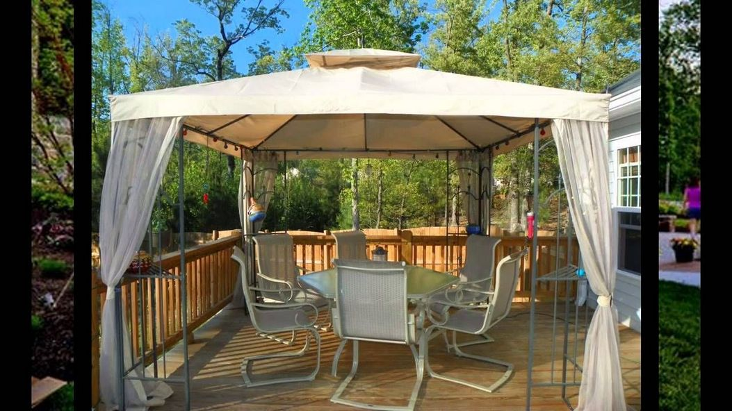 97 Great Patio Gazebo Canopy Design Ideas That Are Great For Replacing Your Gazebo Canopy 95