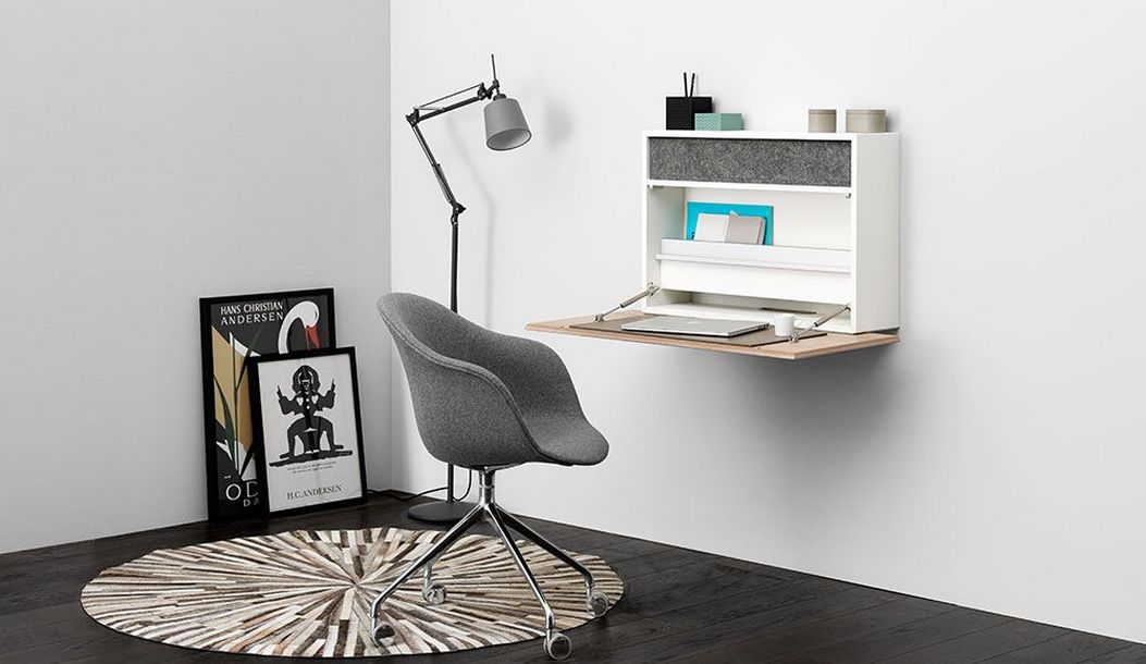 98 Perfect Home Office Decoration Models And Tips For Making Them 20