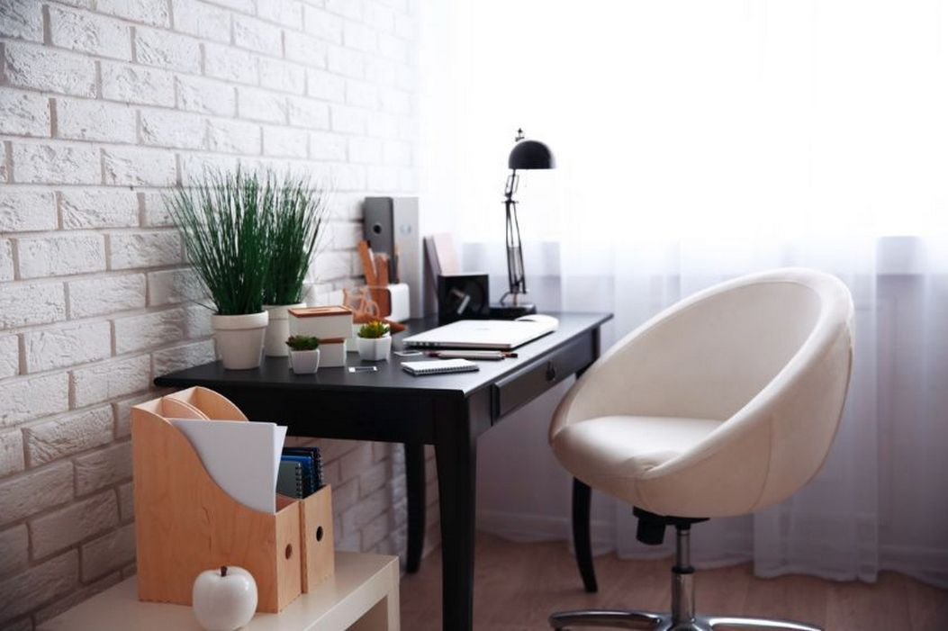 98 Perfect Home Office Decoration Models And Tips For Making Them 24