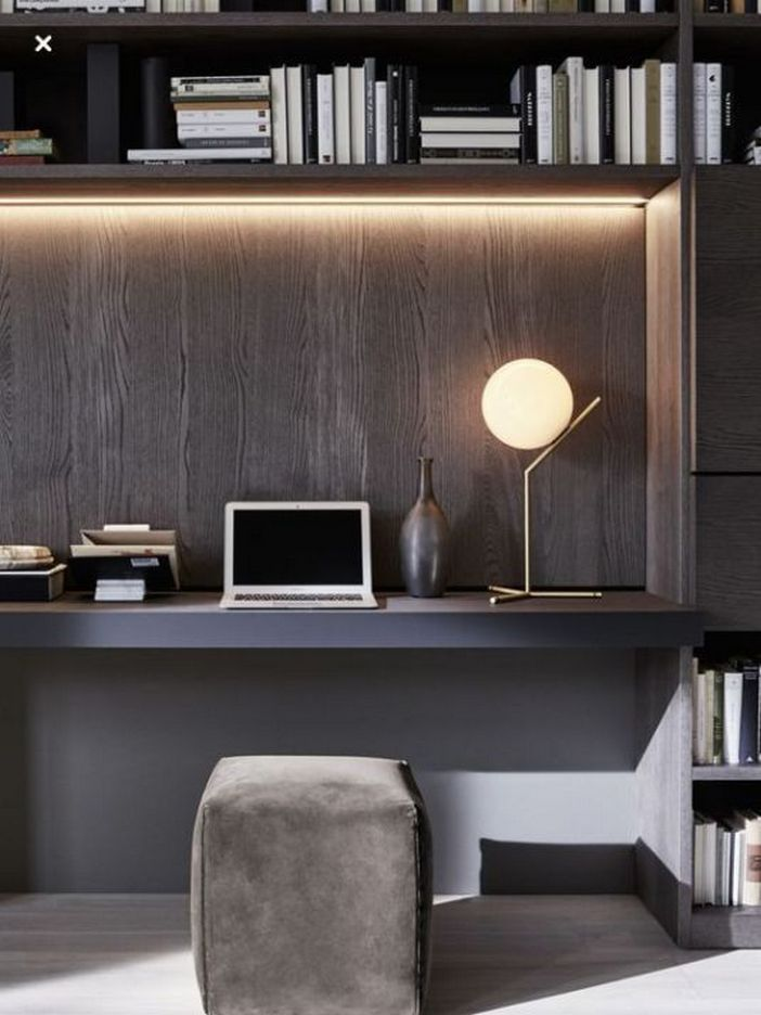 98 Perfect Home Office Decoration Models And Tips For Making Them 36
