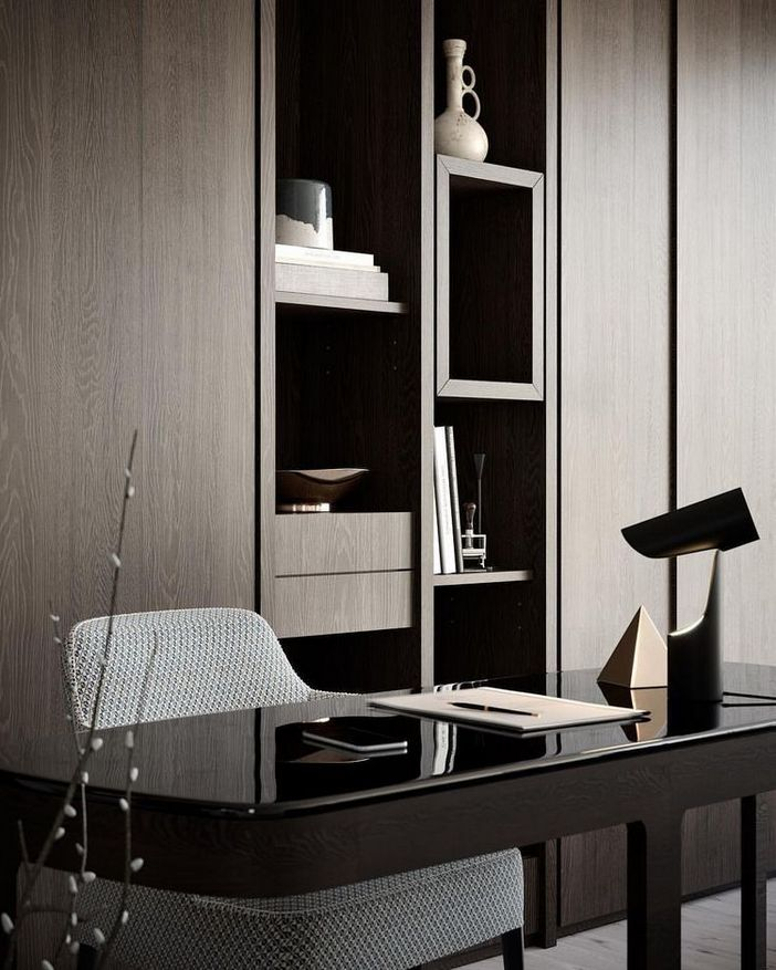 98 Perfect Home Office Decoration Models And Tips For Making Them 76