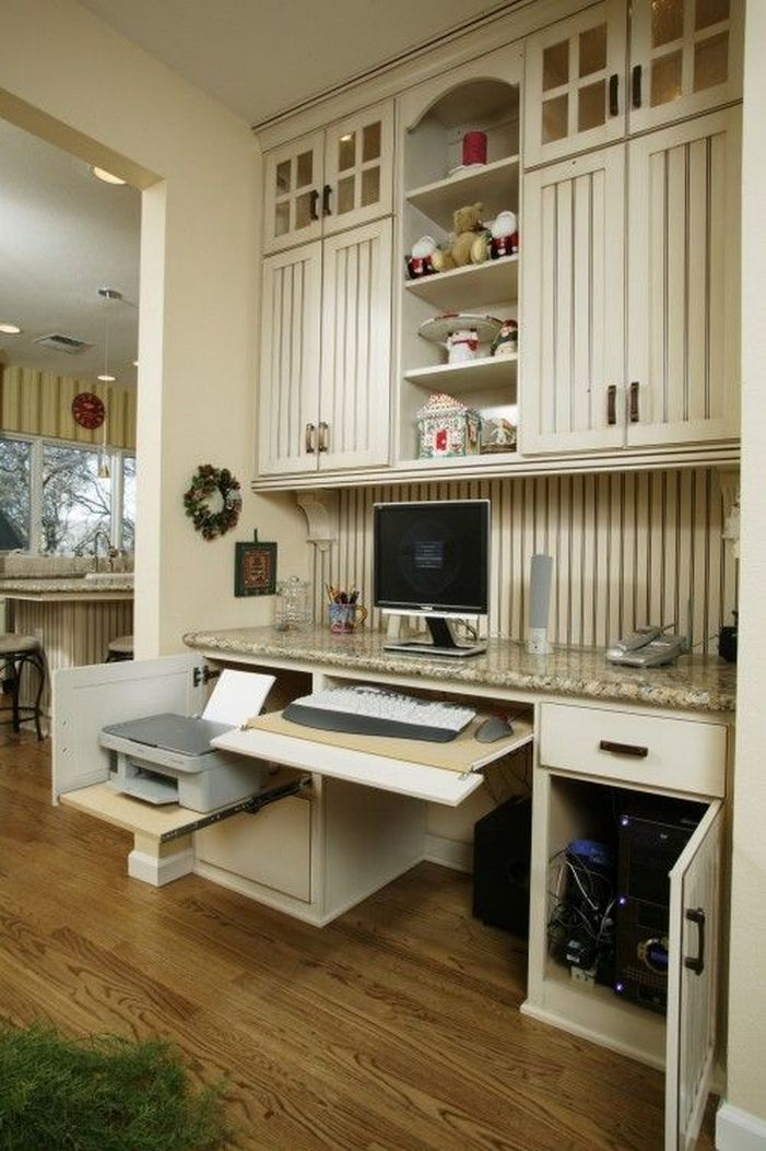 98 Perfect Home Office Decoration Models And Tips For Making Them 78