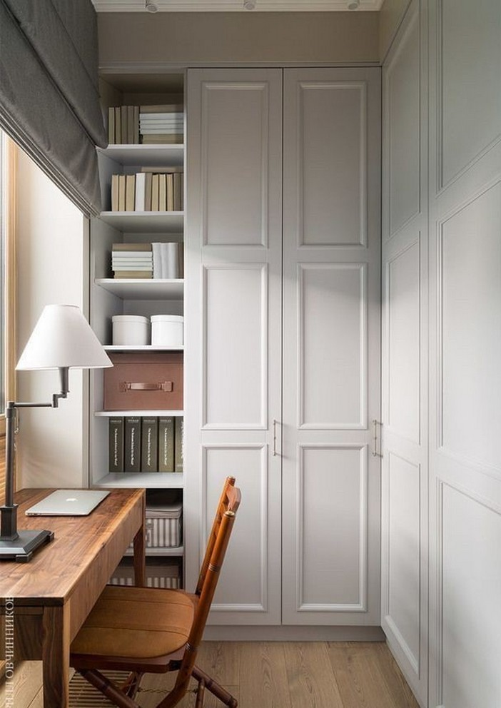 98 Perfect Home Office Decoration Models And Tips For Making Them 79