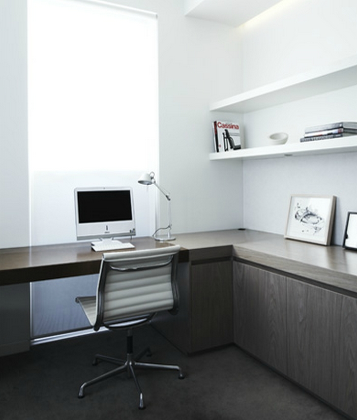 98 Perfect Home Office Decoration Models And Tips For Making Them 8