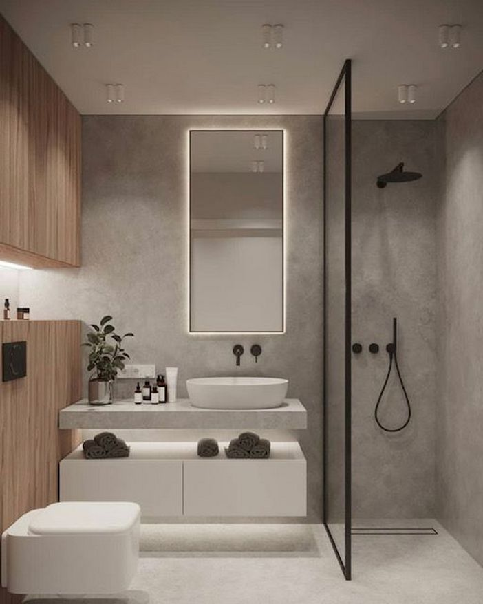 99 Perfect Bathroom Designs Tips For Creating It 29