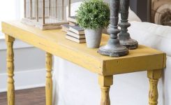 87 Ideas For Sofa Table Decorations And The Best Ways To Use Them 22