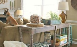 87 Ideas For Sofa Table Decorations And The Best Ways To Use Them 60