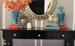87 Ideas For Sofa Table Decorations And The Best Ways To Use Them 64