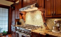 92 Models Of Cherry Kitchen Cabinets Are A Classic Alternative Choice To Meet Your Home Decor 20