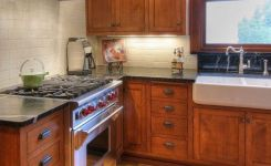 92 Models Of Cherry Kitchen Cabinets Are A Classic Alternative Choice To Meet Your Home Decor 53