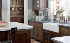 92 Models Of Cherry Kitchen Cabinets Are A Classic Alternative Choice To Meet Your Home Decor 70