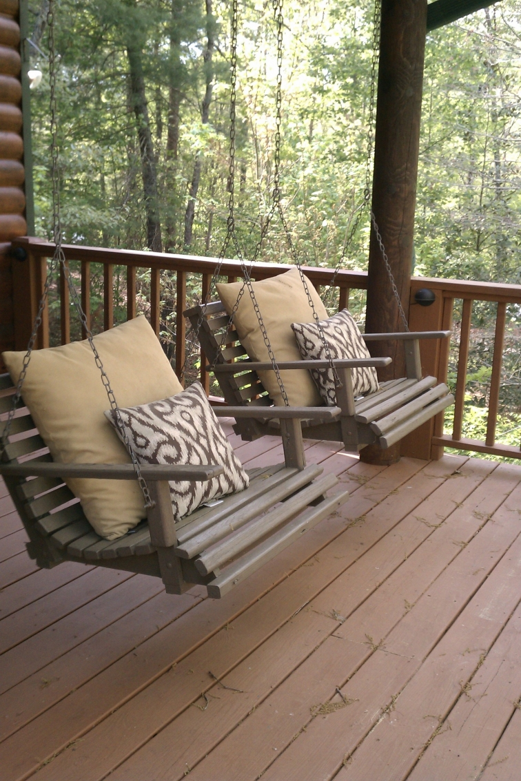 71 Beautiful Swing Models for Your Front or Back Porch 11350
