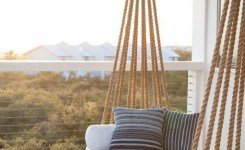 71 Beautiful Swing Models For Your Front Or Back Porch 10