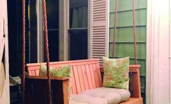 71 Beautiful Swing Models For Your Front Or Back Porch 13