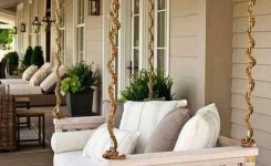 71 Beautiful Swing Models For Your Front Or Back Porch 3